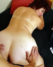 Young stud fucks the shit out of a horny fat ho