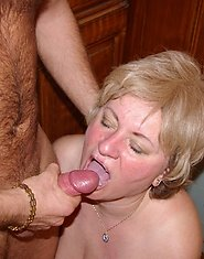 Mature slut hungry for young dick
