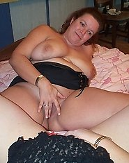 Horny mature sluts enjoying eachother and some cocks