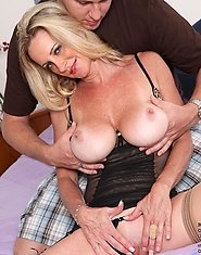 Honey blonde Anilos Cassy Torri gets rammed hard by a hot and horny stud